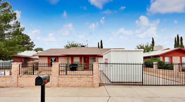 3425 Balmorhea Street, El Paso, TX 79936 (MLS #831690) :: Preferred Closing Specialists