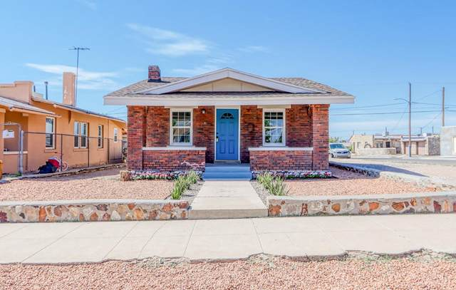 3800 Idalia Avenue, El Paso, TX 79930 (MLS #831742) :: Jackie Stevens Real Estate Group brokered by eXp Realty