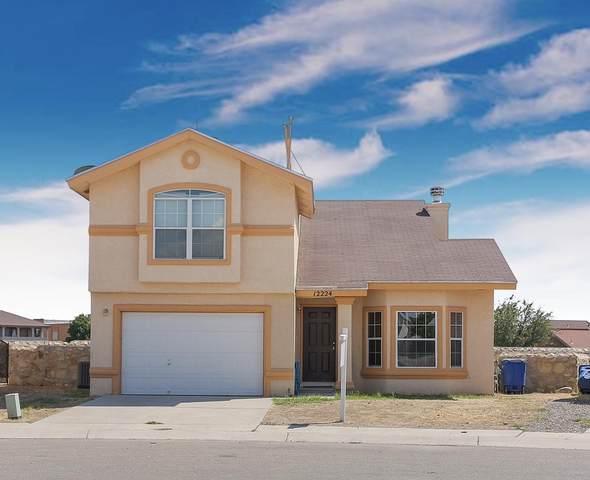 12224 St Mark Avenue, El Paso, TX 79936 (MLS #831913) :: Mario Ayala Real Estate Group