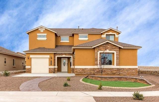 977 Pecos River Place, El Paso, TX 79932 (MLS #832006) :: Preferred Closing Specialists