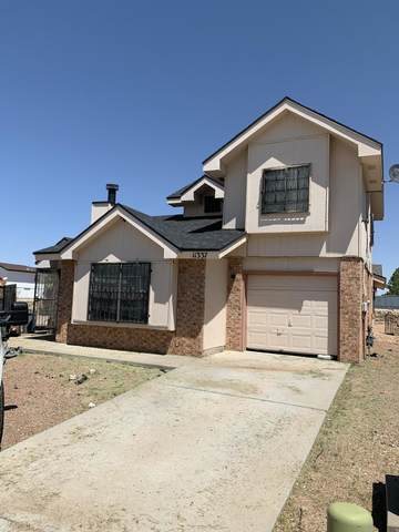 11337 Blue Moon Drive, El Paso, TX 79936 (MLS #832064) :: Preferred Closing Specialists