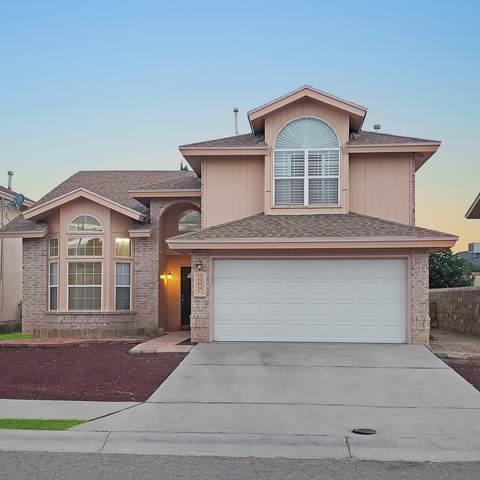 2037 Shadow Ridge Drive, El Paso, TX 79938 (MLS #832382) :: Mario Ayala Real Estate Group