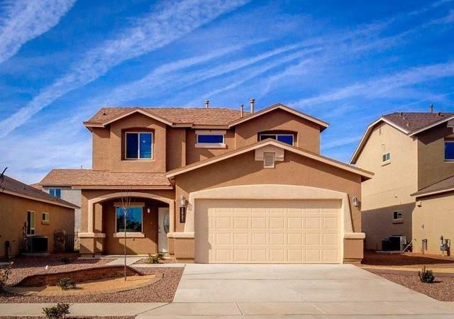 11536 Wayne Carreon Street, El Paso, TX 79927 (MLS #832422) :: Jackie Stevens Real Estate Group