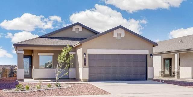 11563 Leonor Duran Street, El Paso, TX 79927 (MLS #832430) :: Preferred Closing Specialists