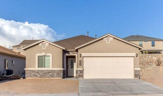 612 Charles Heinrich Street, El Paso, TX 79927 (MLS #832431) :: Red Yucca Group