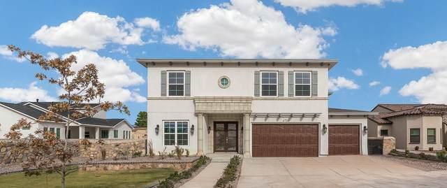 4716 Cotton Bend Street, El Paso, TX 79922 (MLS #832445) :: Preferred Closing Specialists