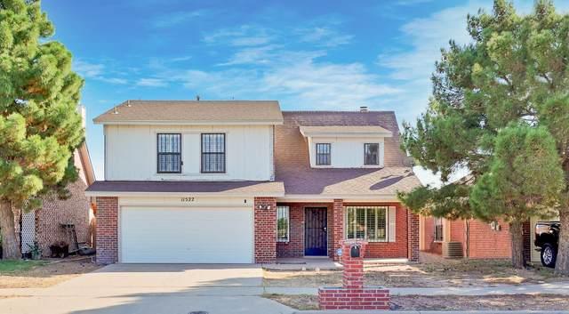 11522 Jerry Lewis Way, El Paso, TX 79936 (MLS #832582) :: Jackie Stevens Real Estate Group brokered by eXp Realty