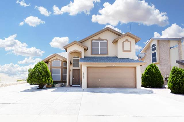 9556 Robert Holt Drive, El Paso, TX 79924 (MLS #832635) :: Mario Ayala Real Estate Group