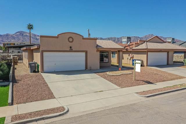 11309 Charles Reynolds Lane, El Paso, TX 79934 (MLS #832727) :: Jackie Stevens Real Estate Group brokered by eXp Realty