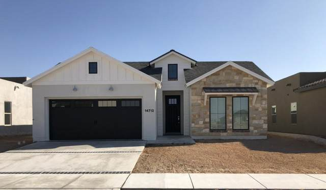736 Oxfordshire Street, El Paso, TX 79928 (MLS #832979) :: Jackie Stevens Real Estate Group brokered by eXp Realty