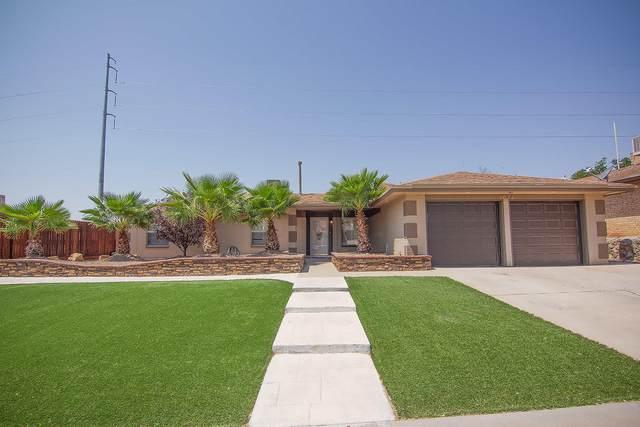 1671 Robert Wynn Street, El Paso, TX 79936 (MLS #832992) :: The Matt Rice Group