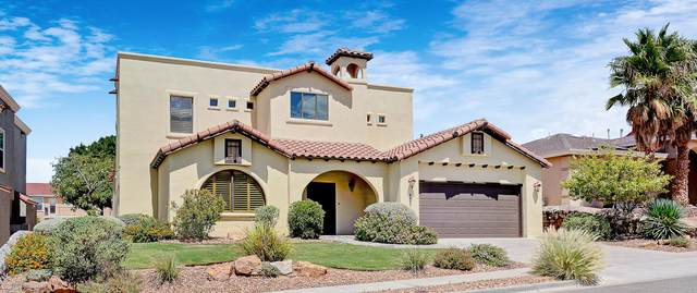 6321 Franklin View Drive, El Paso, TX 79912 (MLS #833050) :: The Matt Rice Group