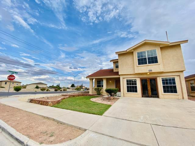 5760 David M Brown Court, El Paso, TX 79934 (MLS #833286) :: Jackie Stevens Real Estate Group brokered by eXp Realty