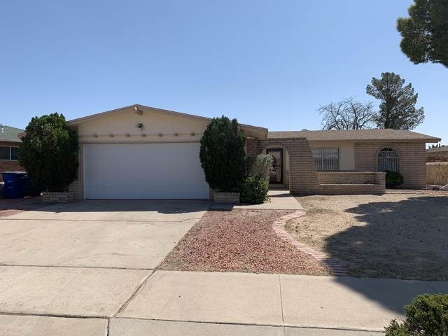 6704 Pino Real Drive, El Paso, TX 79912 (MLS #833395) :: Mario Ayala Real Estate Group