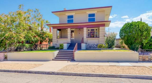 1026 Upson Drive, El Paso, TX 79902 (MLS #833508) :: The Matt Rice Group