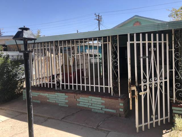 3320 Pera Avenue, El Paso, TX 79905 (MLS #833522) :: The Matt Rice Group