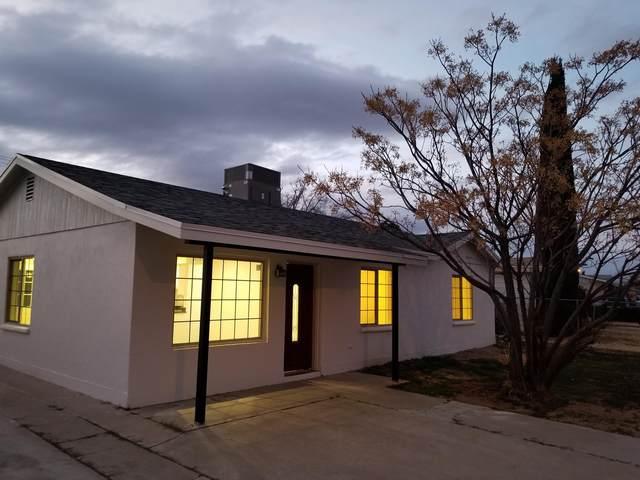 8815 Mount Shasta Drive, El Paso, TX 79904 (MLS #833549) :: Mario Ayala Real Estate Group