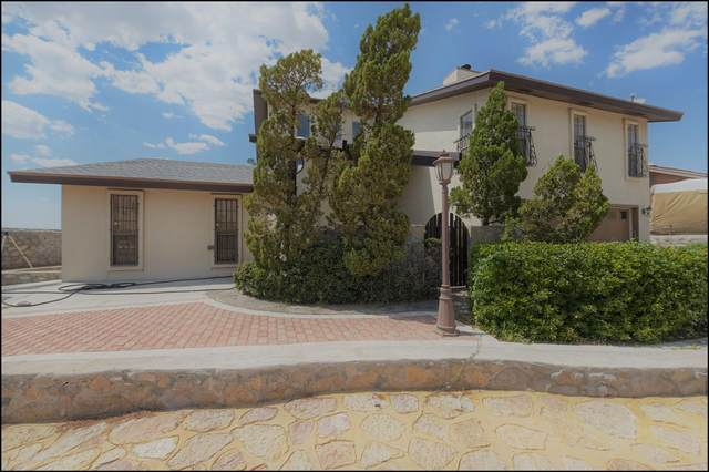 1301 Sabrina Lyn Drive, El Paso, TX 79936 (MLS #833574) :: Mario Ayala Real Estate Group