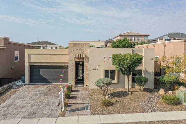 6585 Hermoso Del Sol Drive, El Paso, TX 79911 (MLS #833715) :: The Matt Rice Group