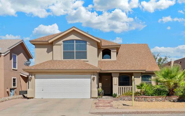 12241 Holy Springs Court, Horizon City, TX 79928 (MLS #833721) :: Preferred Closing Specialists