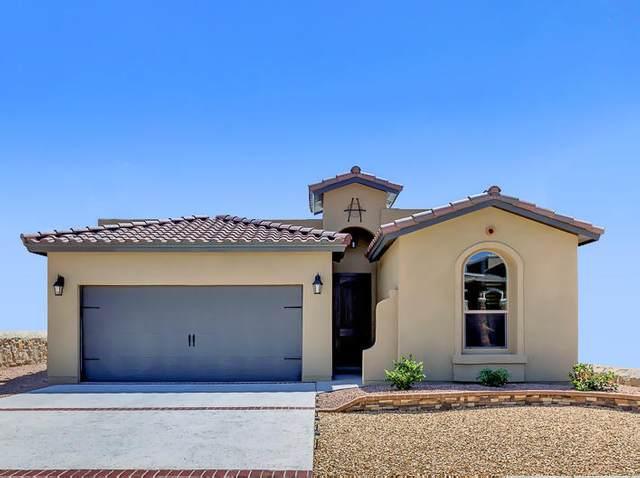 13811 Paseo De Plata Drive, El Paso, TX 79928 (MLS #833774) :: Red Yucca Group