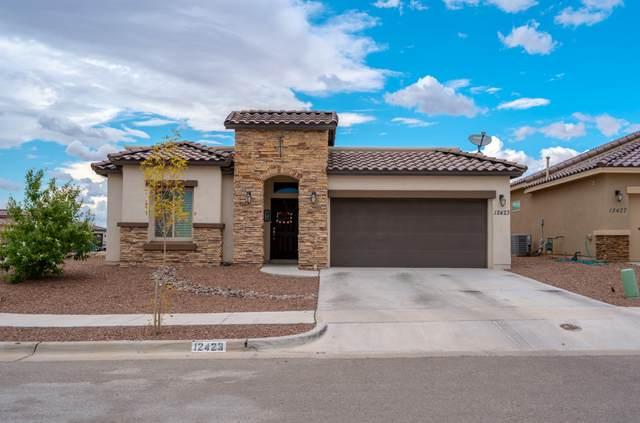 12423 Knightsbridge Drive, El Paso, TX 79928 (MLS #833886) :: The Matt Rice Group
