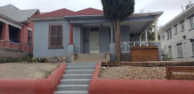 1617 E Rio Grande Avenue, El Paso, TX 79902 (MLS #833922) :: Preferred Closing Specialists