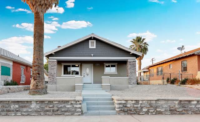 3413 Hueco Avenue, El Paso, TX 79903 (MLS #834192) :: Jackie Stevens Real Estate Group brokered by eXp Realty