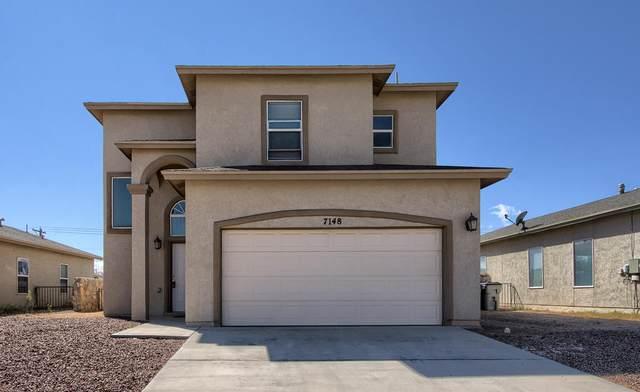 7148 Mesquite Tree Drive, El Paso, TX 79934 (MLS #834197) :: Jackie Stevens Real Estate Group brokered by eXp Realty
