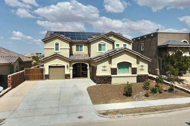 12413 Stansbury Drive, El Paso, TX 79928 (MLS #834327) :: The Purple House Real Estate Group