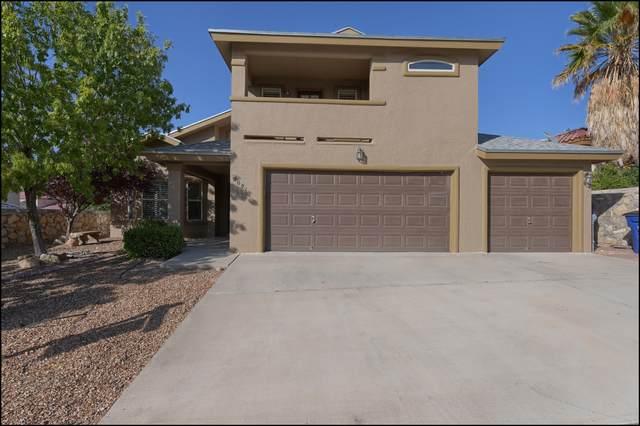 6091 Via Hermosa Court, El Paso, TX 79912 (MLS #834363) :: Mario Ayala Real Estate Group
