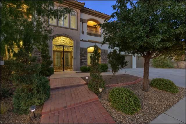 6305 Franklin Desert Drive, El Paso, TX 79912 (MLS #834379) :: The Purple House Real Estate Group