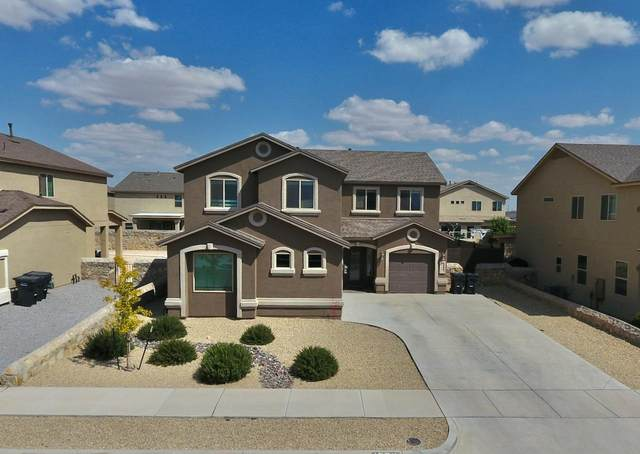 1028 Flyer Place, El Paso, TX 79928 (MLS #834381) :: The Purple House Real Estate Group
