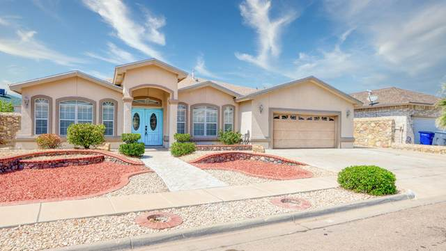 1371 Golden Trail Lane, El Paso, TX 79936 (MLS #834404) :: The Purple House Real Estate Group