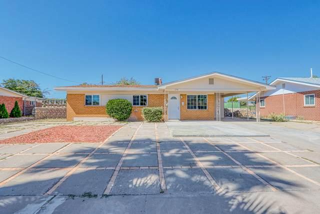 2741 Prestwick Road, El Paso, TX 79925 (MLS #834461) :: Jackie Stevens Real Estate Group brokered by eXp Realty