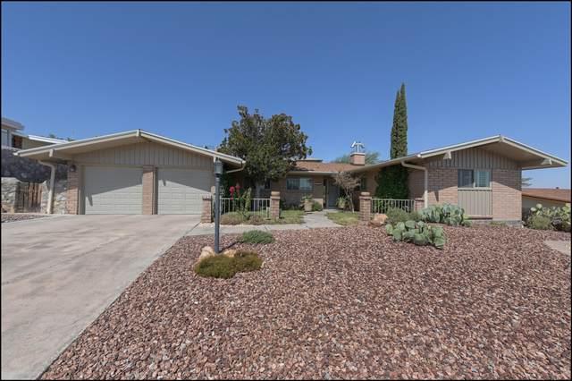 3005 Devils Tower Circle, El Paso, TX 79904 (MLS #834501) :: Mario Ayala Real Estate Group