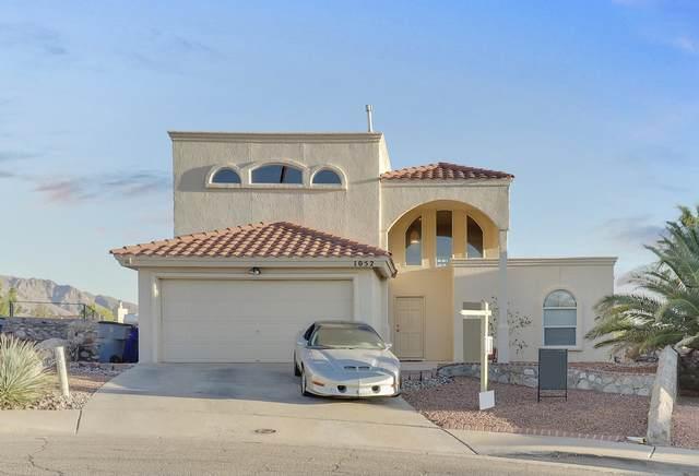 1052 Falcon Head Lane, El Paso, TX 79912 (MLS #834511) :: Preferred Closing Specialists