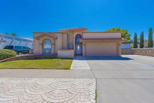 13956 Blooming Desert Drive, Horizon City, TX 79928 (MLS #834831) :: Jackie Stevens Real Estate Group brokered by eXp Realty