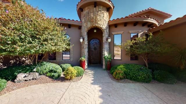 368 Silver Star Drive, El Paso, TX 79912 (MLS #834854) :: The Matt Rice Group