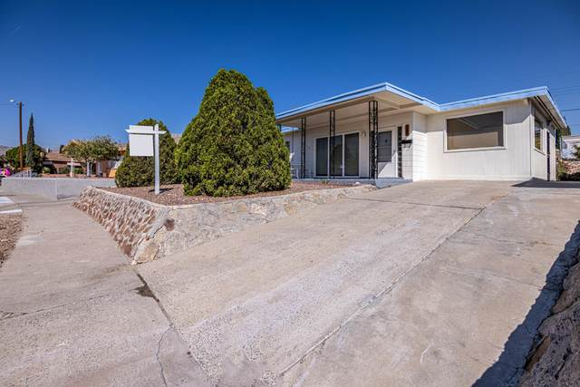 5505 Bandy Court, El Paso, TX 79903 (MLS #835111) :: The Matt Rice Group
