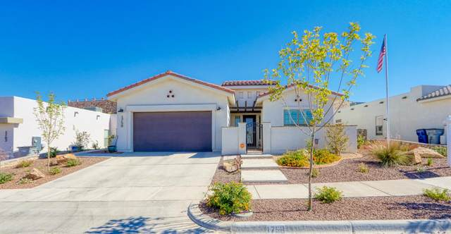 1758 Sidesaddle Drive, El Paso, TX 79911 (MLS #835157) :: Jackie Stevens Real Estate Group brokered by eXp Realty