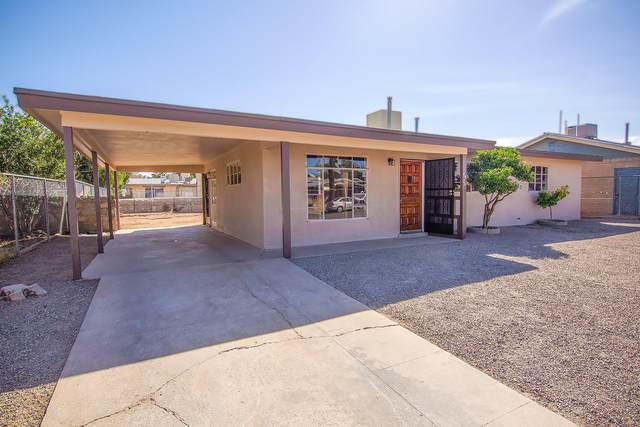 4906 Blue Ridge Circle, El Paso, TX 79904 (MLS #835291) :: Jackie Stevens Real Estate Group brokered by eXp Realty