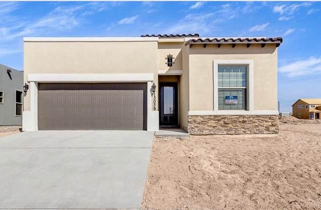 12945 Clevendon Street, El Paso, TX 79928 (MLS #835460) :: The Matt Rice Group