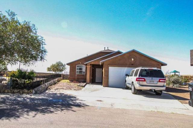 501 Kearney Way, El Paso, TX 79928 (MLS #835665) :: Jackie Stevens Real Estate Group brokered by eXp Realty