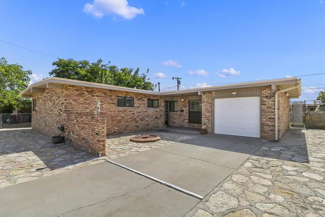 5116 Chateau Avenue, El Paso, TX 79924 (MLS #835754) :: Jackie Stevens Real Estate Group brokered by eXp Realty
