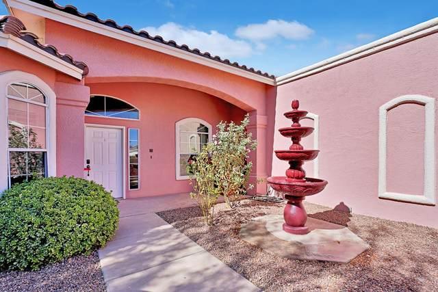 700 Lauren St., Santa Teresa, NM 88008 (MLS #835824) :: The Purple House Real Estate Group