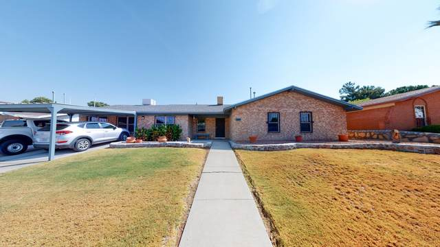 1900 Mosswood Street, El Paso, TX 79935 (MLS #835883) :: Jackie Stevens Real Estate Group brokered by eXp Realty