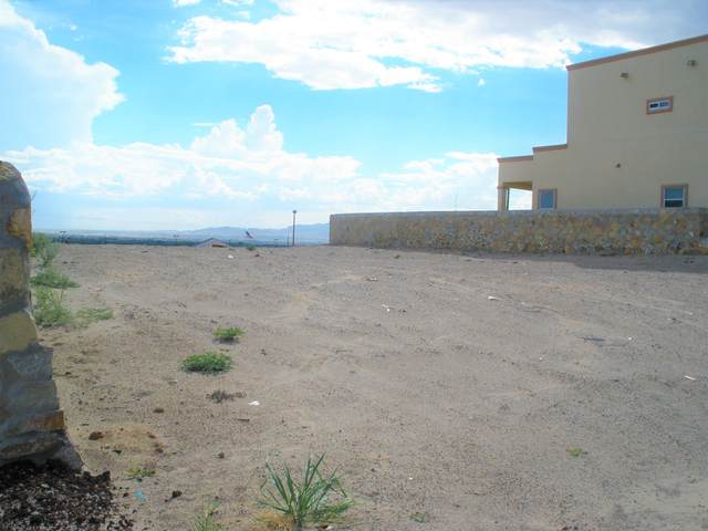 11690 Dos Palmas Drive, El Paso, TX 79936 (MLS #836003) :: Jackie Stevens Real Estate Group brokered by eXp Realty