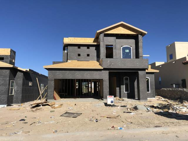 7829 Enchanted View, El Paso, TX 79911 (MLS #836487) :: The Purple House Real Estate Group