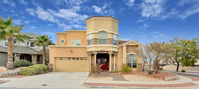 12545 Sun Haven Drive, El Paso, TX 79938 (MLS #836617) :: The Purple House Real Estate Group